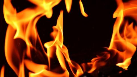 За сутки в области сгорело два дома