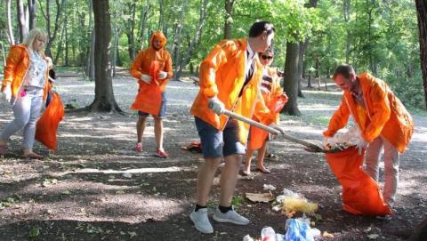 Компания «Мехуборка-Саратов» присоединилась к проекту «Чистый Саратов»