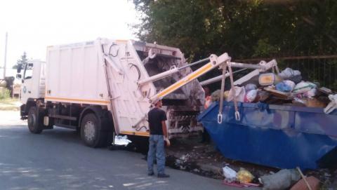 Регоператор: В Саратове за сутки было зачищено от КГО 311 площадок