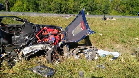 """В аварии с грузовиком под Красноармейском погибла пассажирка """"БМВ"""""""