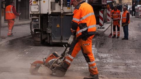 В Саратове осталось отремонтировать девять процентов дорог