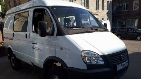 Автомобили «Соболь» поступили на службу в ООО «КВС»