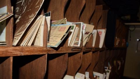 Рецидивист обокрал сельское отделение почты