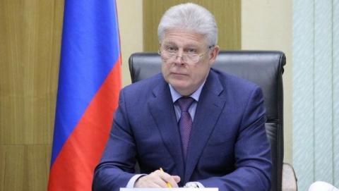 И.о. полпреда президента в ПФО назначен Игорь Паньшин