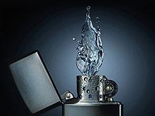 Коммунальная авария оставила без воды три завода
