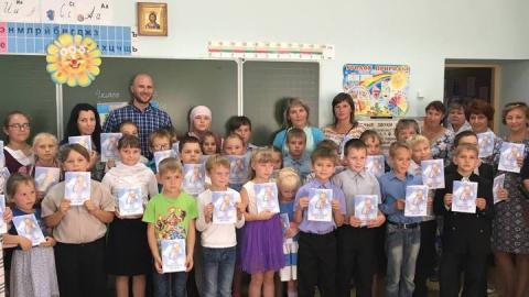 В Хвалынске презентовано «Житие святого Александра Медема в изложении для детей»