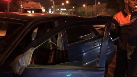 """В аварии у """"Карусели"""" пострадали два водителя"""