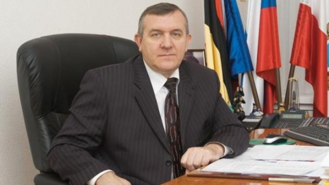 Замглавы ЭМР Вячеслав Белов ушел на пенсию