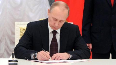 Путин отправил в отставку замначальника ГУ МВД по Саратовской области