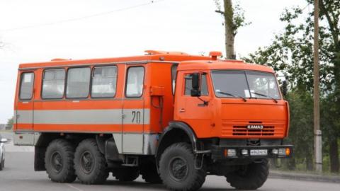 В аварии с вахтовым автобусом пострадали четверо