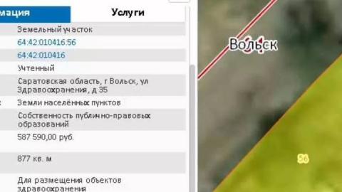 Николай Панков: Вскрыт ещё один пример продажи за бесценок имущества в Вольске