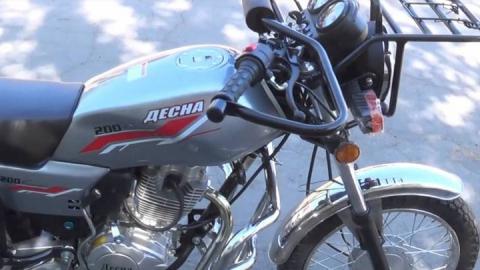 """В аварии с """"ВАЗом"""" пострадал водитель мотоцикла"""