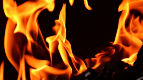 За сутки в области сгорело три частных дома