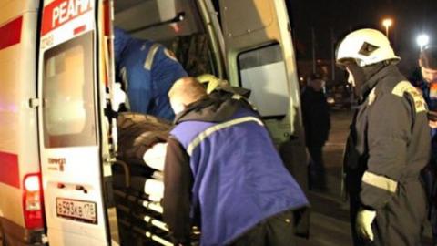 У Большой Каменки в ДТП пострадали пять человек
