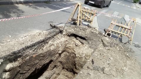 Реконструкция тепломагистрали по улице Соколовая выполнена на 91%