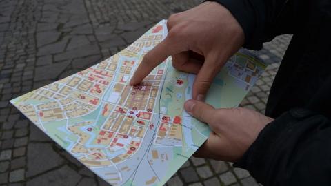 Осенью в Саратове выпустят карты для туристов