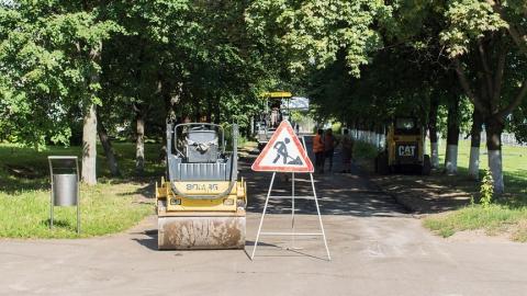 Энергетики восстановили порядка 720 квадратных метров асфальтового покрытия в Саратове