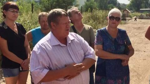 Николай Панков встретился с дольщиками ЖСК «Возрождение» в Балаково