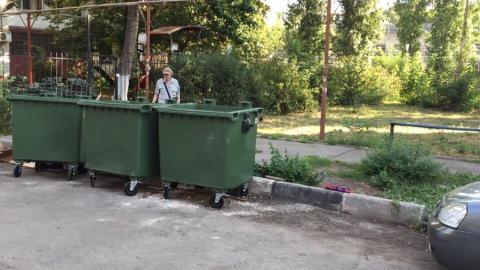 Более 2600 тонн ТКО вывезли с контейнерных площадок в Саратовской области за выходные