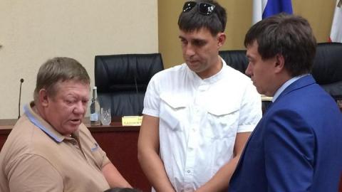 Николай Панков обсудил с минстроем вопросы по ЖК Южный