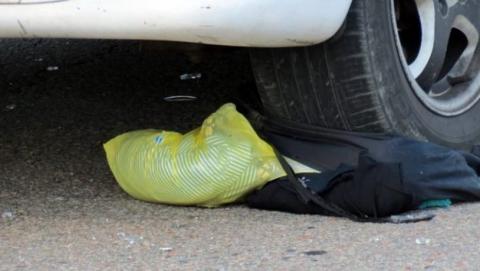 Автоледи на «КИА Рио» сбила пенсионерку