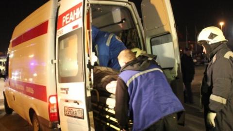 Под Энгельсом столкнулись микроавтобус с «Газелью»