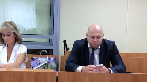 Общественники пришли поддержать Дмитрия Миненкова на суде