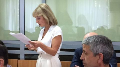 Адвокат Дмитрия Миненкова раскритиковала напутавшего фамилии прокурора