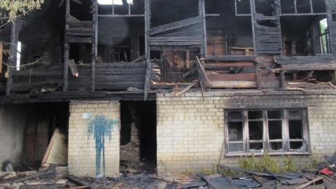 Число погибших на пожаре детей в Саратовской области увеличилось в два раза