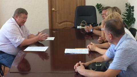 Николай Панков встретился с дольщиками, не вступившими в ЖСК «Возрождение»