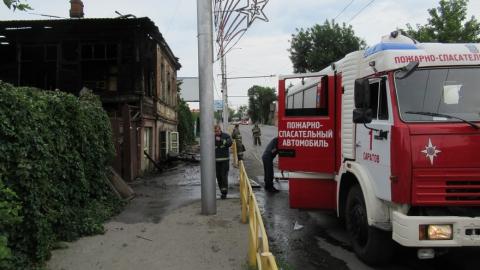 Более 100 человек погибли на пожарах в Саратовской области