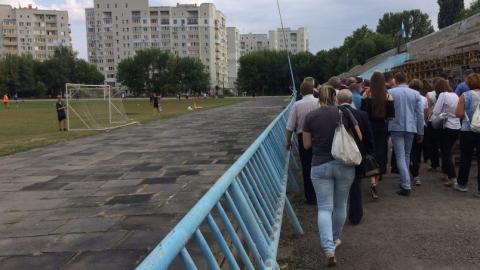 Стадион «Волга» может быть отремонтирован уже до конца года
