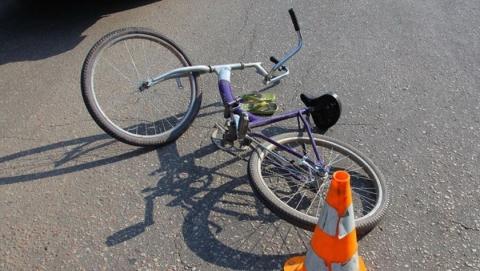Автолюбитель сбил пожилого велосипедиста и скрылся с места ДТП