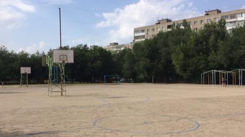 В саратовской гимназии №5 появится новый спортивный объект