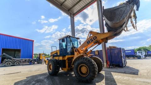 Регоператор обеспечил экологически безопасную обработку 30 тысяч тонн мусора