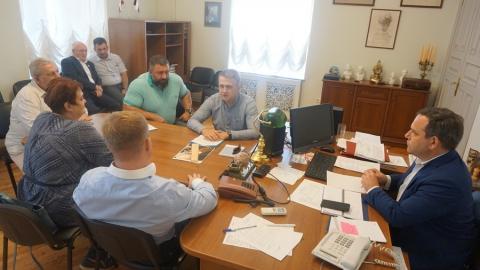 На заседании Совета городской Общественной палаты обсудили реконструкцию водовода по  Чернышевского