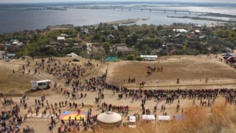 В Саратове стартовал фестиваль «Укек»