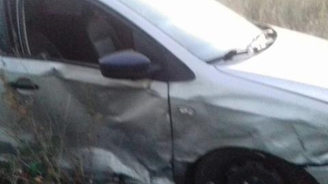 В аварии на Песчано-Уметском тракте пострадали два человека
