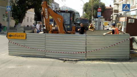 «КВС» подключит новый водовод по улице Антонова