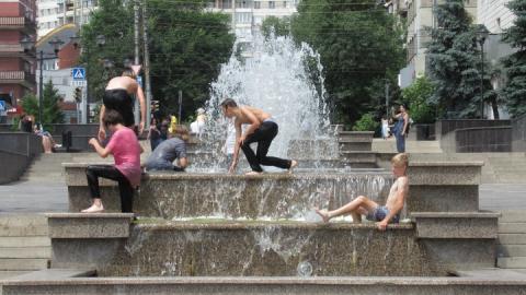 Саратовские фонтаны предложено оснастить солнечными батареями