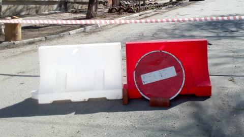 В Саратове закрывается движение по 2-й Садовой