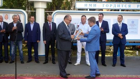 ООО «КВС» занесено на Доску почета Октябрьского района Саратова