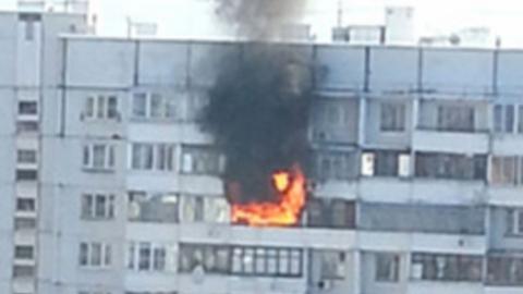 Вчера по области горели дома, квартиры, турбаза и сарай