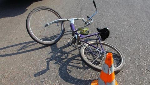 Водитель «Опеля» сбил ребенка на велосипеде