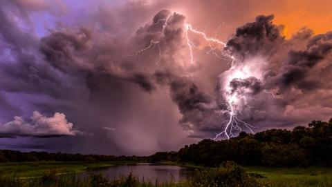 Саратовцев предупреждают об изменении погоды