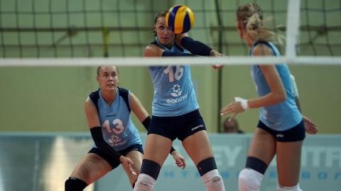 Саратовские волейболистки попали в ТОП-3 в Казани