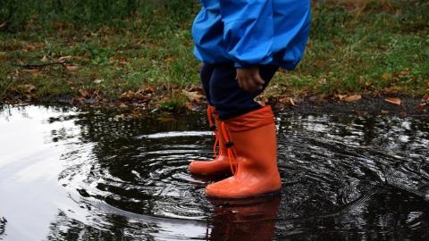 Принесший в Саратов ливень циклон покинет область завтра