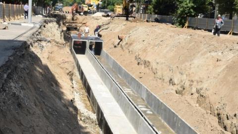Энергетики завершили реконструкцию тепломагистрали по ул. Полтавской в Энгельсе