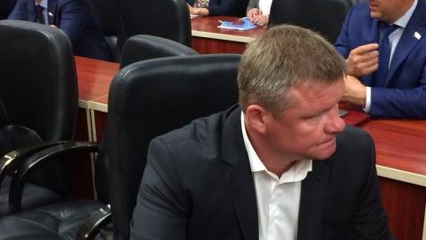 """Михаил Исаев дал оптимистичный прогноз по бывшему ЖСК """"Оптимист"""""""