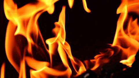 Пожары в Заводском. Горела школа искусств и два жилых дома